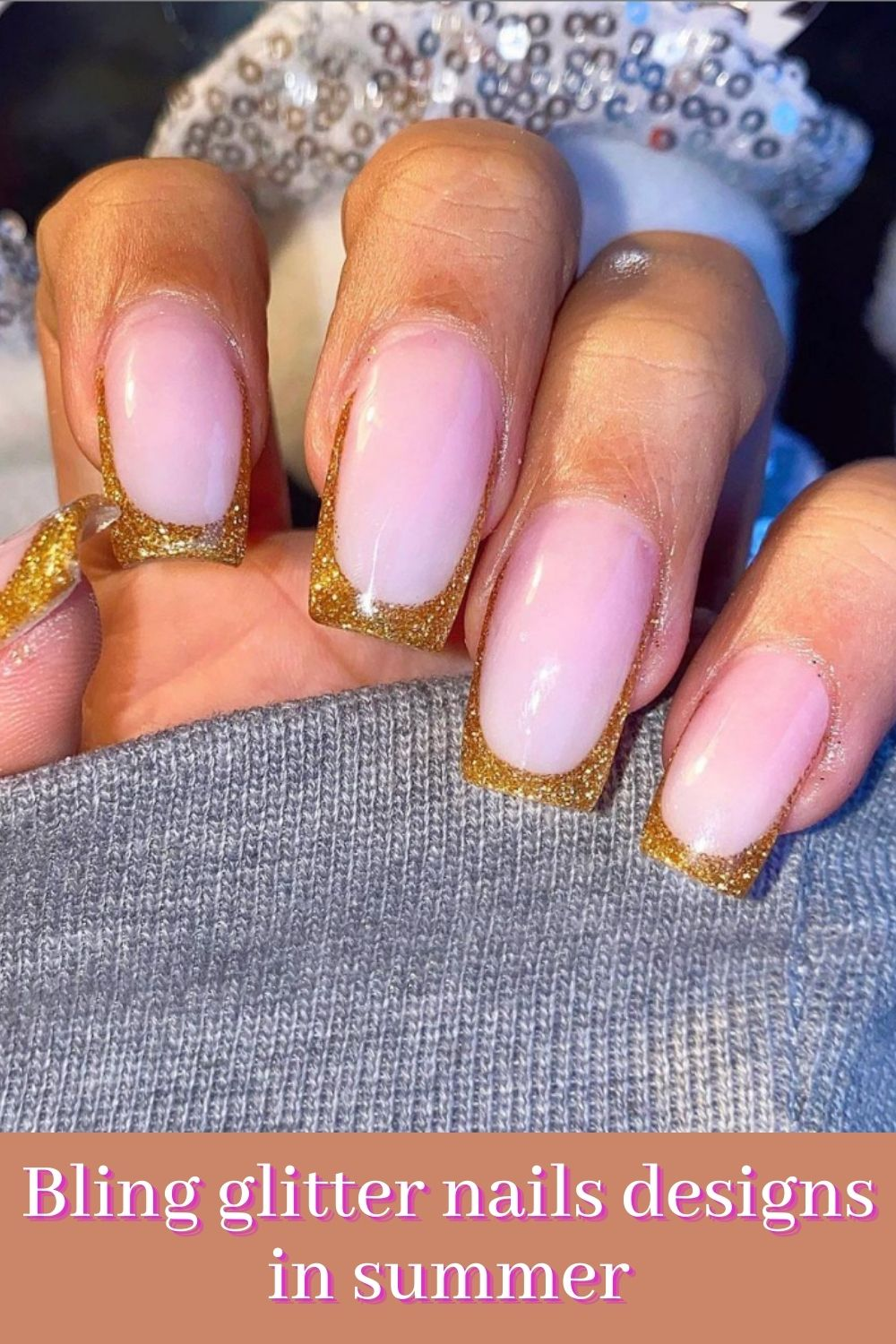 Glitter French Curves