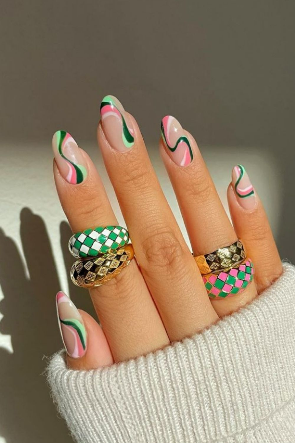 40+ Awesome Summer Gel Nail to Try for Women 2021