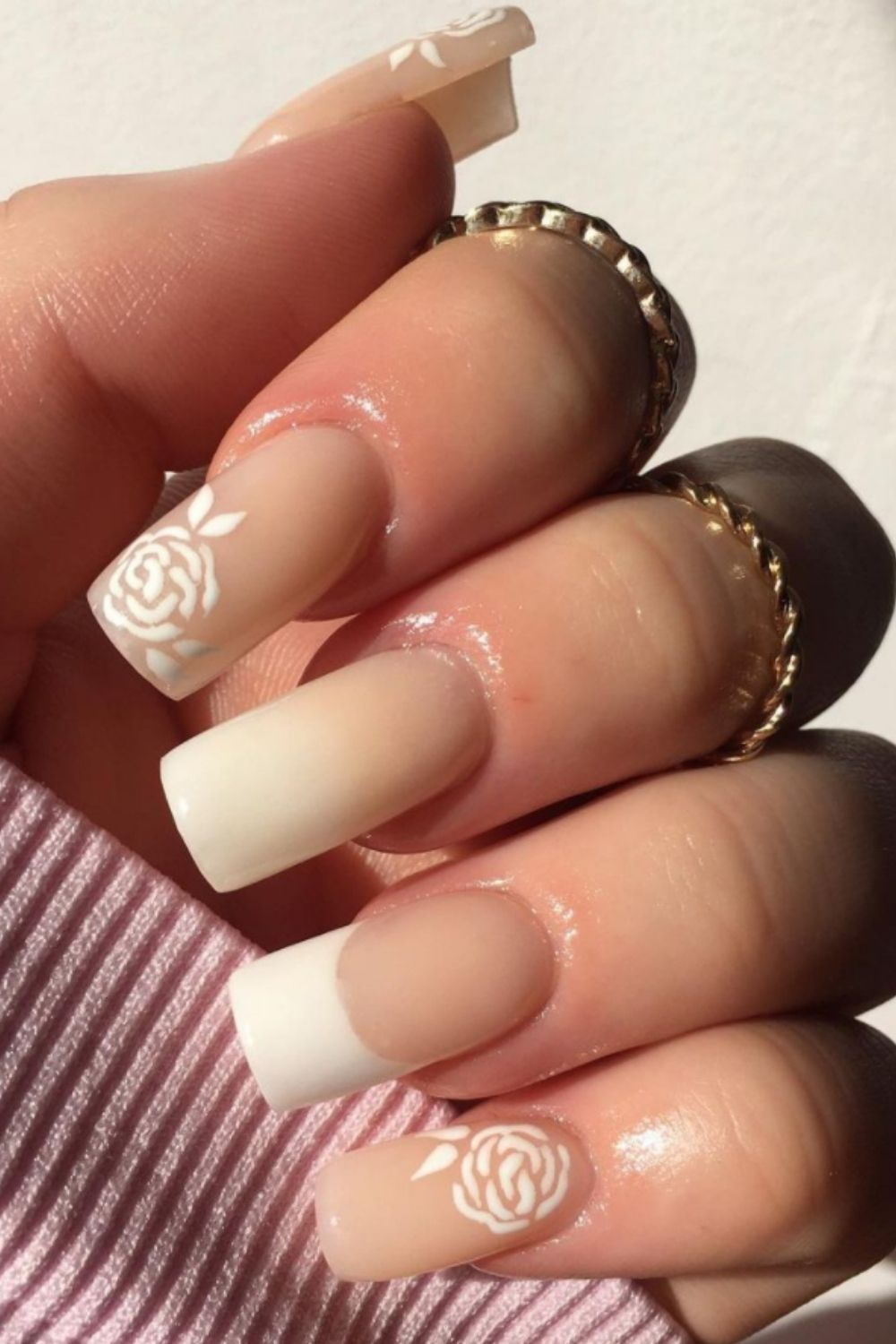 Incredible Nude Ombre Nails That Will Look Wonderful In Summer!