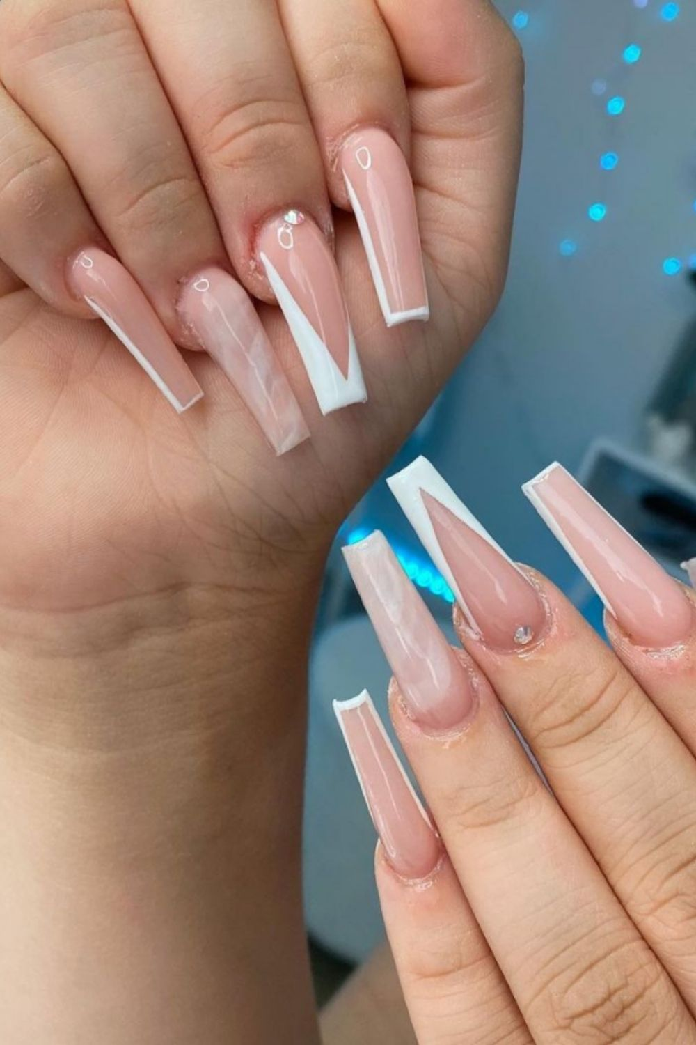 Best gel nails for graduation nails ideas in your summer prom