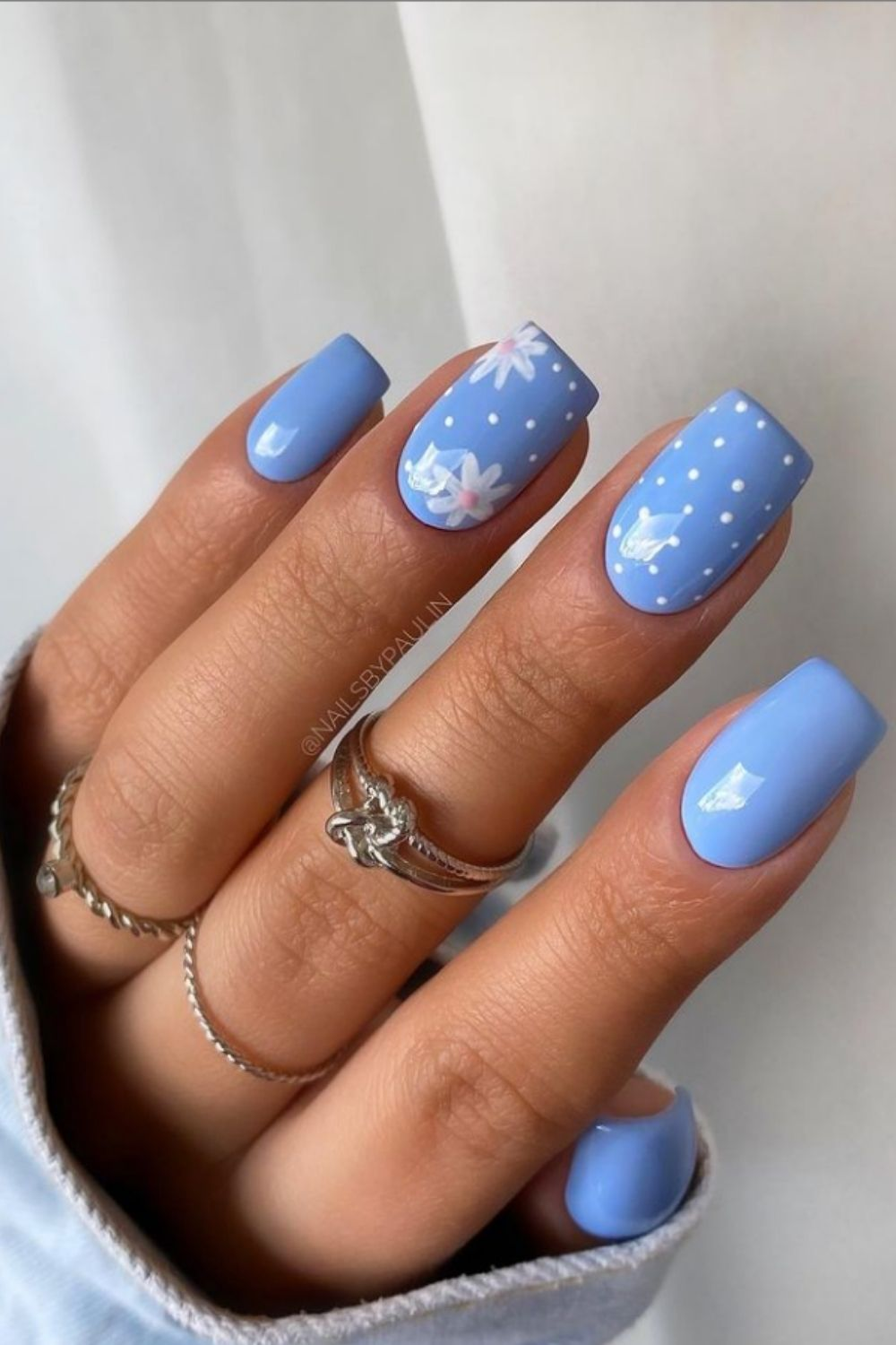 FLOWER NAIL DESIGNS | 36 AMAZING NAIL IDEAS TO INSPIRE YOUR SUMMER 2021