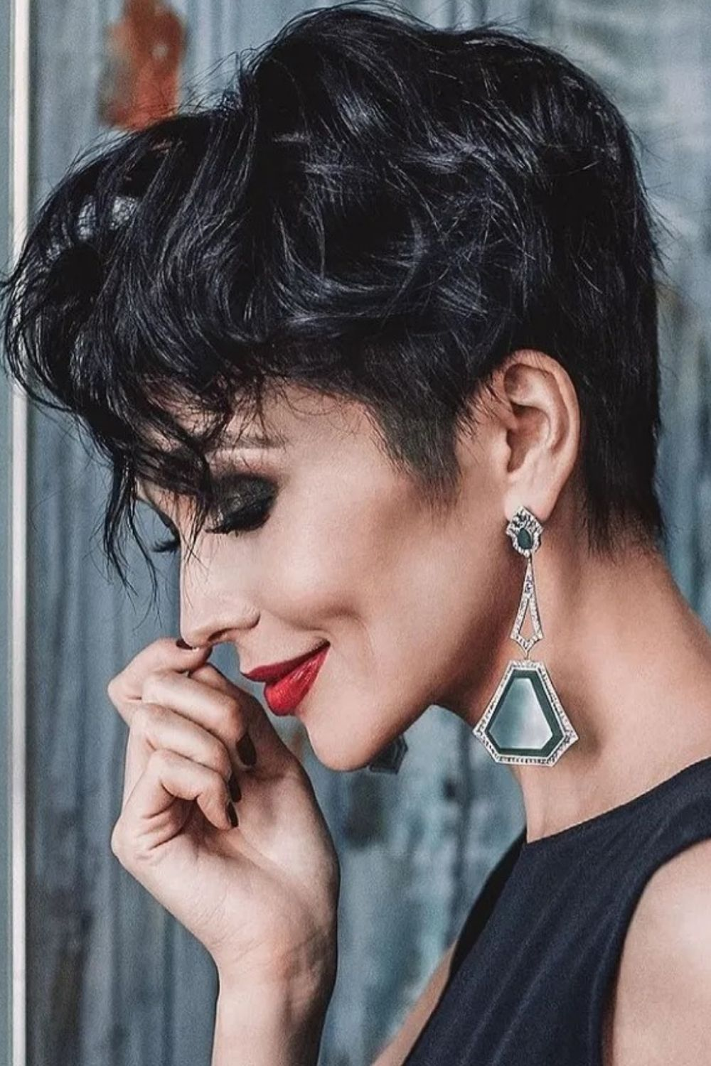 32 Popular Pixie HairCut For Thick Hair  You'll Instantly Adore In 2021